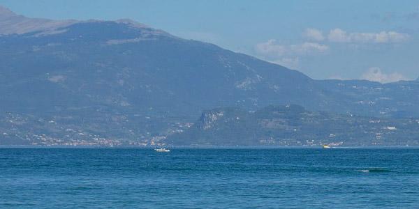 Die Ereignisse 2016 in der Nähe von Gardasee
