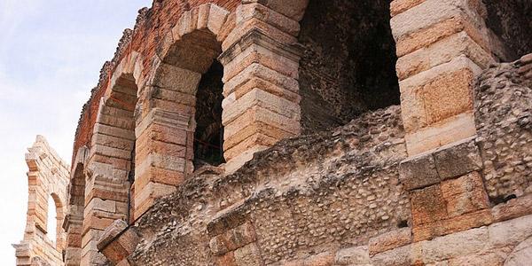Einige Sehenswürdigkeiten in Verona