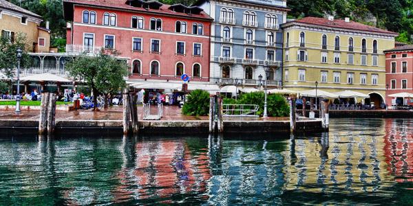 Riva del Garda – die geschichtsträchtige und vielseitige Stadt