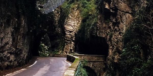 Die schönste Straße der Welt in Tremosine