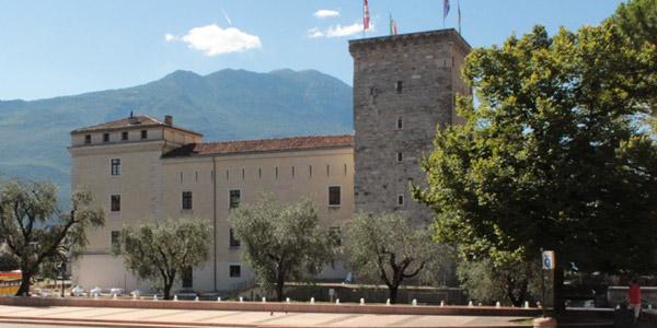 Die Rocca di Riva del Garda und das Museum MAG